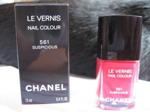 Nagellack Chanel No. 561 Suspicious
