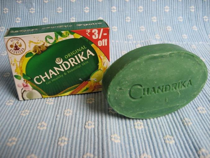CHANDRIKA Seife