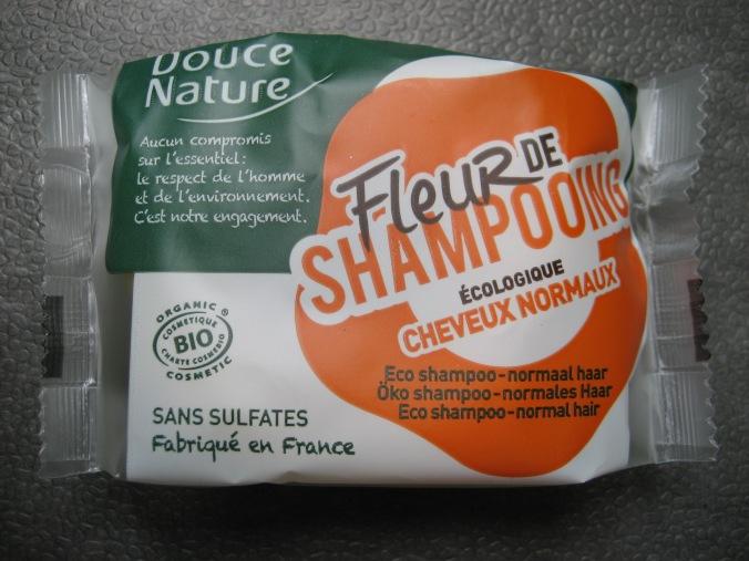 Shampoo Seife aus Frankreich