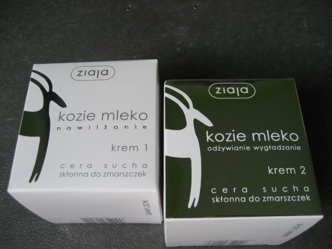 Tag- und Nachcrème aus Polen