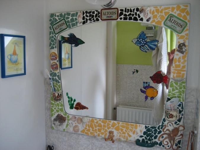 DIY Spiegel